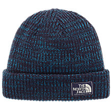 Buy The North Face Salty Dog Beanie, One Size, Blue Online at johnlewis.com