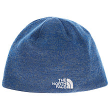 Buy The North Face Jim Beanie, One Size, Blue Online at johnlewis.com
