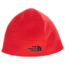 Buy The North Face Gateway Beanie, One Size, Red Online at johnlewis.com