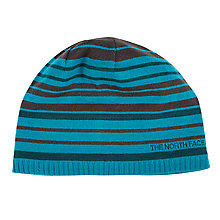Buy The North Face Rocket Beanie Hat, One Size, Blue Online at johnlewis.com