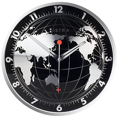 Istra World Map Clock