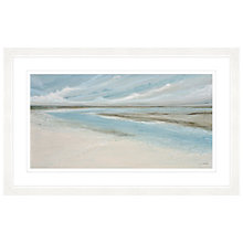 Buy Jane Skingley - Solent Estuary, Framed Print, 67 x 107cm Online at johnlewis.com