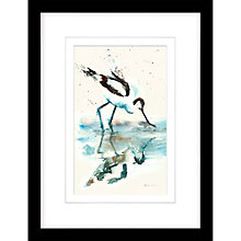 Buy Liz Chaderton - Take Time, Framed Print, 43 x 33cm Online at johnlewis.com