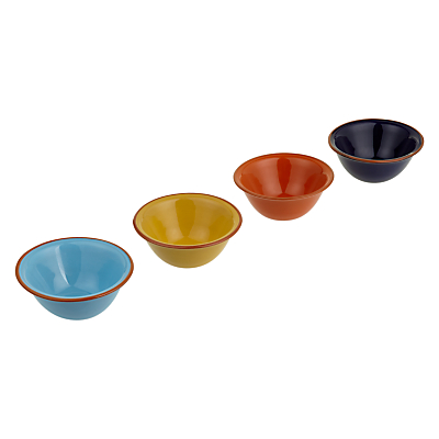 John Lewis Alfresco Dip Bowls, Set of 4
