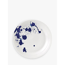 Buy Royal Doulton Pacific 28.5cm Dinner Plate, Splash Online at johnlewis.com