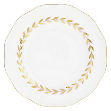 Buy John Lewis Garden Party Laurel Plate Online at johnlewis.com