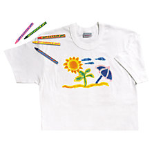 Buy Design Your Own T-Shirt Kit Online at johnlewis.com