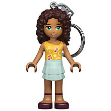 Buy LEGO Friends Key Light, Assorted Online at johnlewis.com
