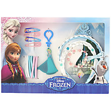 Buy Disney Frozen Accessories Gift Box Online at johnlewis.com