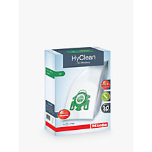 Buy Miele SB U HyClean 3D Efficiency Vacuum Cleaner Bag Online at johnlewis.com