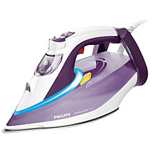 Buy Philips GC4928/30 PerfectCare Azur Steam Iron, Purple Online at johnlewis.com