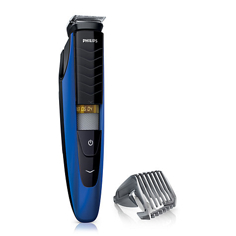 philips bt5262 series 5000 waterproof rechargeable cordless beard trimmer new. Black Bedroom Furniture Sets. Home Design Ideas