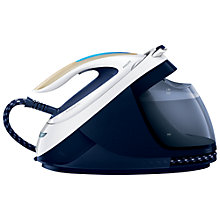 Buy Philips GC9630/20 PerfectCare Elite Steam Generator Iron, White Online at johnlewis.com