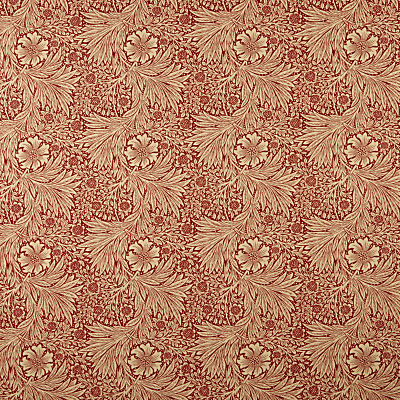 Image of Morris & Co Marigold Furnishing Fabric