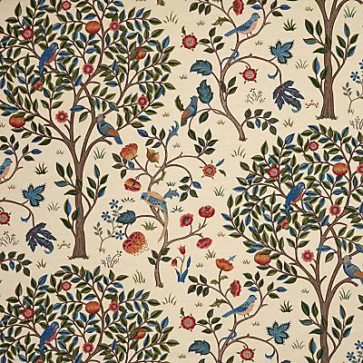 Image of Morris & Co Kelmscott Tree Furnishing Fabric