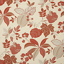 Buy John Lewis Victoria Floral Furnishing Fabric Online at johnlewis.com