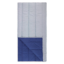 Buy John Lewis Pinstripe Quilted Bedspread Online at johnlewis.com