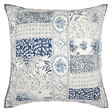 Buy John Lewis Molly Cushion, Blue Online at johnlewis.com
