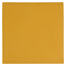 Buy John Lewis Croft Collection Kelso Napkins, Set of 4 Online at johnlewis.com