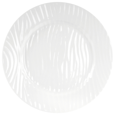 Sophie Conran White Oak Dinner Plate, Dia.28cm