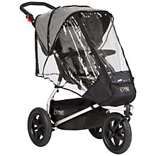 Buy Mountain Buggy Urban Jungle Pushchair Storm Cover Online at johnlewis.com