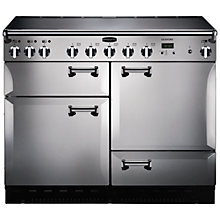 Buy Rangemaster Leckford 110cm Electric Induction Range Cooker Online at johnlewis.com