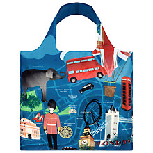 Buy LOQI London Tote Bag, 51 x 42cm Online at johnlewis.com