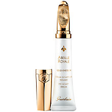 Buy Guerlain Abeille Royale Gold Eyetech Sculpt Serum, 15ml Online at johnlewis.com