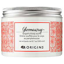 Buy Origins Gloomaway™ Grapefruit Body Soufflé, 200ml Online at johnlewis.com
