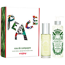 Buy Sisley Eau De Campagne 100ml Eau de Toilette Fragrance Gift Set Online at johnlewis.com