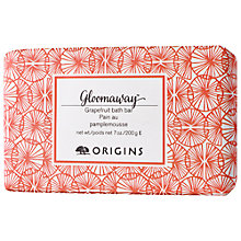Buy Origins Gloomaway™ Grapefruit Bath Bar, 200g Online at johnlewis.com