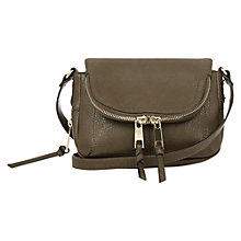 Buy Oasis Marley Across Body Bag, Khaki Online at johnlewis.com