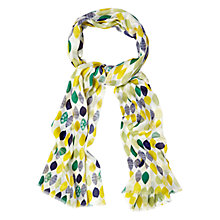 Buy White Stuff Anderson Print Scarf, Multi Online at johnlewis.com