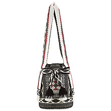 Buy East Tapestry Pouch Bag, Multi Online at johnlewis.com