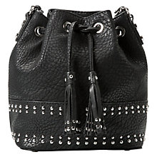 Buy Mango Studded Bucket Bag Online at johnlewis.com