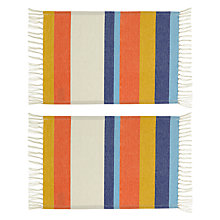 Buy John Lewis Alfresco Placemats, Set of 2 Online at johnlewis.com