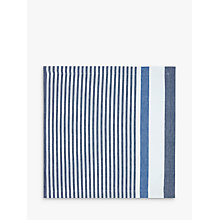 Buy John Lewis Padstow Stripe Napkins, Set of 4 Online at johnlewis.com