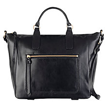 Buy Radley Maltby Street Medium Multiway Bag, Black Online at johnlewis.com