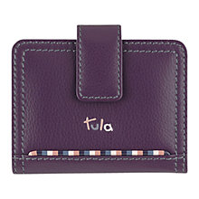 Buy Tula Mallory Leather Credit Card Holder Online at johnlewis.com