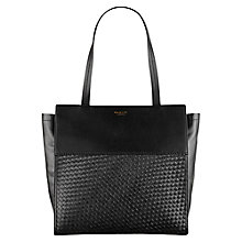 Buy Radley Golborne Road Large Tote, Black Online at johnlewis.com