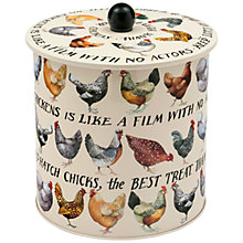 Buy Emma Bridgewater Hens Biscuit Barrel Online at johnlewis.com