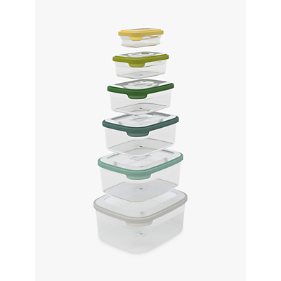 Joseph Joseph Nest Storage, Opal, Set of 6