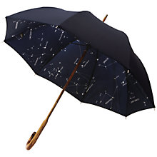 Buy London Undercover Constellation Interior Umbrella, Navy Online at johnlewis.com