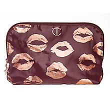 Buy Charlotte Tilbury Signature Makeup Bag Online at johnlewis.com