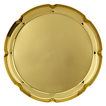 Buy John Lewis Gold Platter Online at johnlewis.com