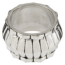 Buy John Lewis Fusion Metal Napkin Ring, Persian BBQ Online at johnlewis.com