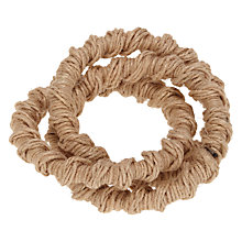 Buy John Lewis Coastal Rope Napkin Ring Online at johnlewis.com