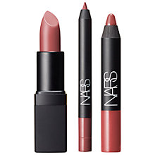 Buy NARS 'A Women's Face' Nude Lip Makeup Gift Set Online at johnlewis.com