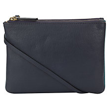 Buy Jigsaw Double Pouch Across Body Bag Online at johnlewis.com