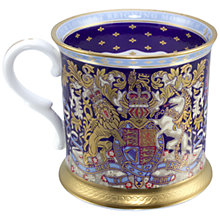 Buy Royal Collection Longest Reigning Monarch Tankard Online at johnlewis.com